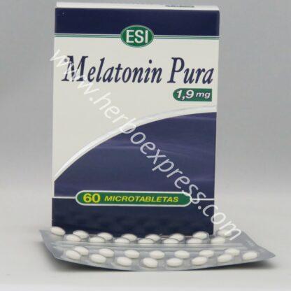 ESI melatonina pura 60 microtabletas (1)
