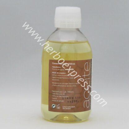 Sotya aceite almendras dulces 250 (2)