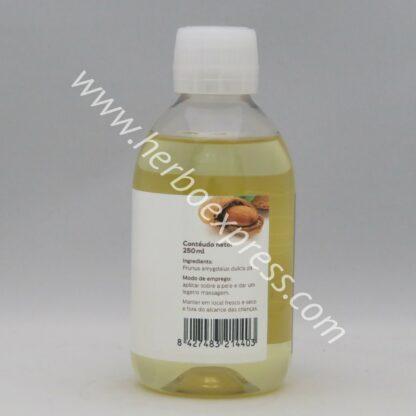 Sotya aceite almendras dulces 250 (3)