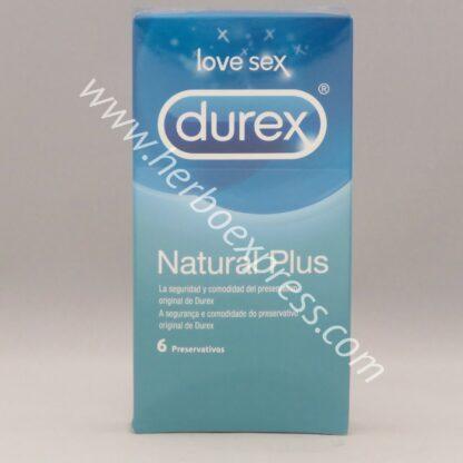 durex natural plus 6U (1)