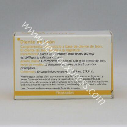 fitotablets diente de leon (2)