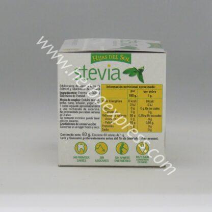 hijas del sol stevia 60 sobres (2)
