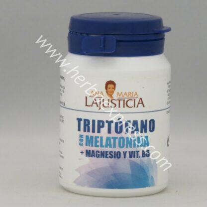 lajusticia triptofano melatonina magnesio B6 (1)