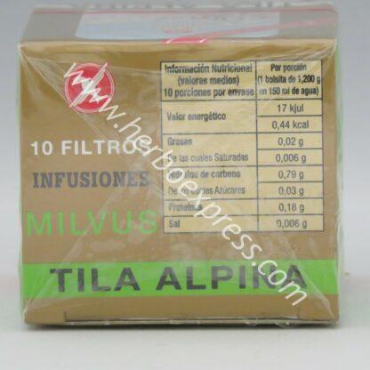 milvus tila alpina 10 filtros (5)