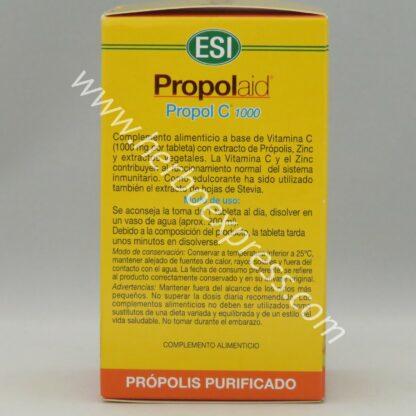 propolaid propol C eferv (2)