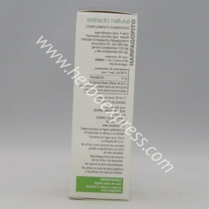 soria natural formula XXI harpagofito (4)