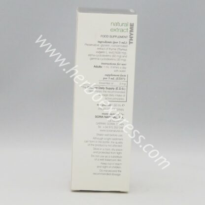 soria natural formula XXI tomillo (3)