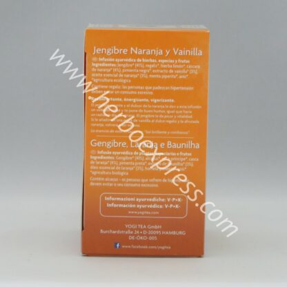 yogitea jenjibre naranja vainilla (2)